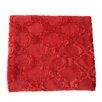 Anna Ricci Plush Quatrefoil Throw Blanket