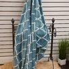 Anna Ricci Marquise Soft Plush Throw Blanket
