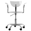 LeisureMod Eleanor Mid-Back Office Chair