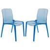 LeisureMod Murray Side Chair (Set of 2)