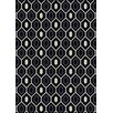 Threadbind Hampton Black/Grey Area Rug