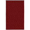 Threadbind Sherman Red Area Rug