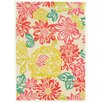 Threadbind Constance Hand-Tufted Pink/Yellow Area Rug