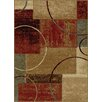 Threadbind Litchford Red/Brown Area Rug