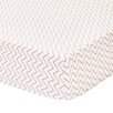 Petit Nest Penelope Jersey Fitted Crib Sheet