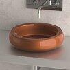 Maestro Bath Zero Glo Ball Shiny Bathroom Sink
