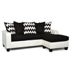 Latitude Run Laurie Reversible Chaise Sectional