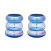 Latitude Run Cobalt Ring Vase (Set of 2)