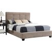 Latitude Run Vidette Upholstered Platform Bed