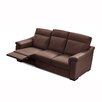 Latitude Run State Line Leather Dual Reclining Sofa