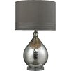 "Latitude Run 24"" H Table Lamp with Drum Shade"