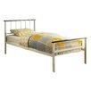 Latitude Run Syden Wrought Iron Bed