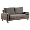 Latitude Run Syden Futon Convertible Sofa