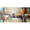 Latitude Run Abstract Woman Original Painting