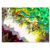 Latitude Run Luce Painting Print on Wrapped Canvas