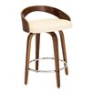 "Latitude Run Victoria 24.25"" Swivel Bar Stool"