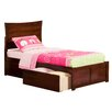 Latitude Run Amy Twin Panel Bed with Storage