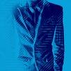 Salty & Sweet Leinwandbild Mad Men, Grafikdruck