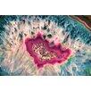 Salty & Sweet Aquatic Graphic Art on Canvas