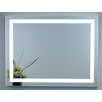 Innoci-USA Illumirror Electric Wall Mirror