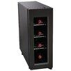 Igloo 4 Bottle Single Zone Freestanding Wine Refrigerator