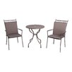 LG Outdoor Richmond 2 Seater Dining Set