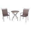 LG Outdoor Richmond 2 Seater Dining Set