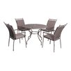 LG Outdoor Richmond 4 Seater Dining Set