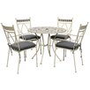 LG Outdoor Marrakech 4 Seater Dining Set