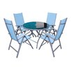 LG Outdoor Occ 4 Seater Dining Set