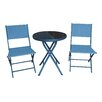 LG Outdoor Occ Matisse 2 Seater Bistro Set