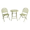 LG Outdoor Occ Hockney 2 Seater Bistro Set