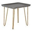 Mercury Row Ponticus Coffee Table with Tray Top