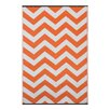 Mercury Row Phoenicis Orange Indoor and Outdoor Rug