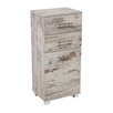 Mercury Row Xandra Freestanding 40cm x 95cm Bathroom Cabinet