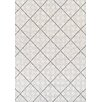 Mercury Row Betria White Area Rug