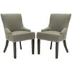 Mercury Row Plutarch Solid Birch Upholstered Dining Chair (Set of 2)