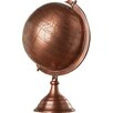 Mercury Row Metal Tabletop Globe