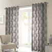 Three Posts Harger Curtain Single Panel (Set of 2)
