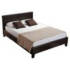 Three Posts Saugeries Double Upholstered Bed Frame