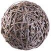Three Posts Sodus Ball Sculpture (Set of 2)