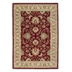 Three Posts Penfield Red Area Rug