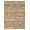 Three Posts Old Farm Hand-Woven Taupe Area Rug