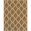Three Posts Bovina Brown Area Rug