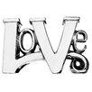Three Posts Skulptur Love