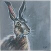 Three Posts Lyndon Hattie Art Print on Canvas