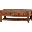 Three Posts Esopus Coffee Table with Magazine Rack