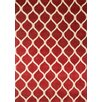 Three Posts Sommerfield Red Area Rug
