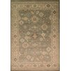Three Posts Denning Blue Area Rug