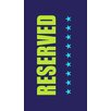DeroTextil Reserved Beach Towel